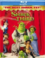 Shrek The Third Blu-ray