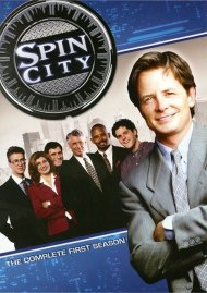Spin City: The Complete First Season Movie
