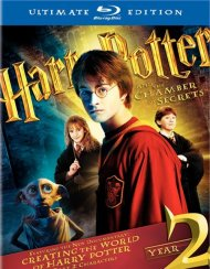 Harry Potter And The Chamber Of Secrets: Ultimate Edition Blu-ray