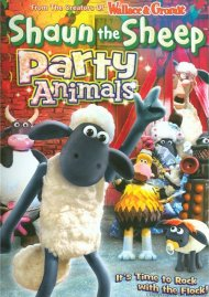 Shaun The Sheep: Party Animals Movie