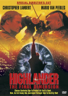 Highlander 3: The Final Dimension - Special Directors Cut Movie