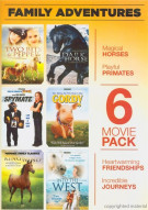 6 Movie Pack: Family Adventures Movie