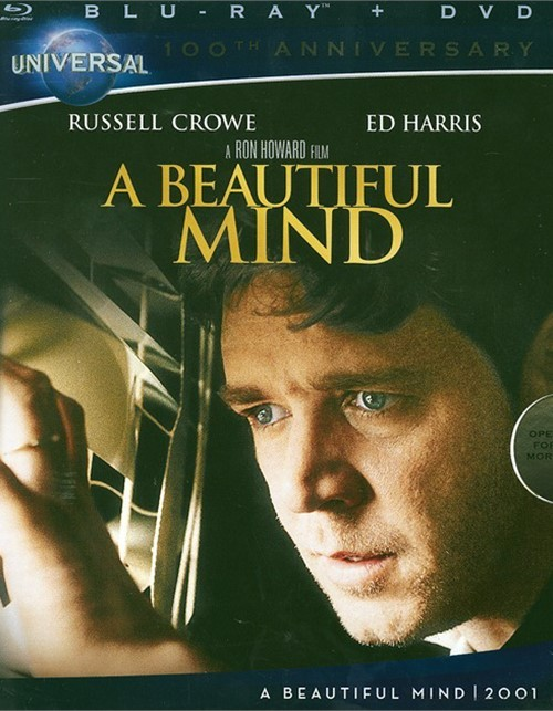 Beautiful Mind, A (Blu-ray + DVD) Blu-ray