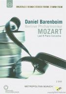 Daniel Barenboim: Mozarts Last 8 Piano Concertos Movie