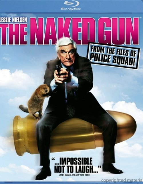 Naked Gun, The: From The Files Of Police Squad! Blu-ray