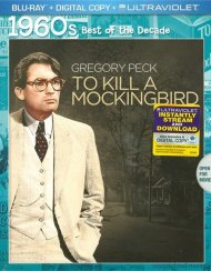 To Kill A Mockingbird (Blu-ray + Digital Copy + UltraViolet) Blu-ray