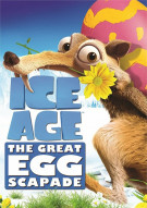 Ice Age: The Great Egg-Scapade (DVD + UltraViolet) Movie