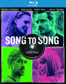 Song To Song (4K Ultra HD + Blu-ray + UltraViolet)  Blu-ray