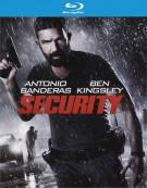 Security (Blu-ray + Digital HD) Blu-ray