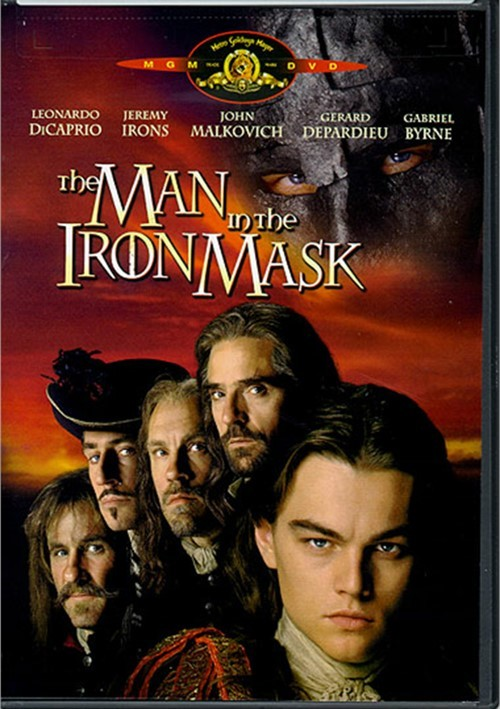 Man in the Iron Mask, The Movie