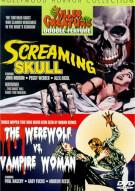 Screaming Skull / The Werewolf vs. Vampire Woman: Killer Creature Double Feature Movie
