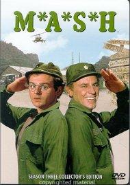 M*A*S*H (MASH): TV Season Three - Collectors Edition Movie