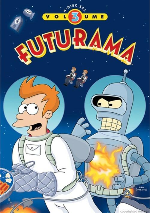 Futurama: Volume 3 Movie