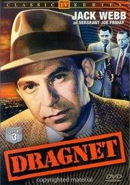 Dragnet - Volume 3 (Alpha) Movie