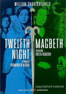 Twelfth Night / Macbeth Special Edition Two Disc Collection Movie