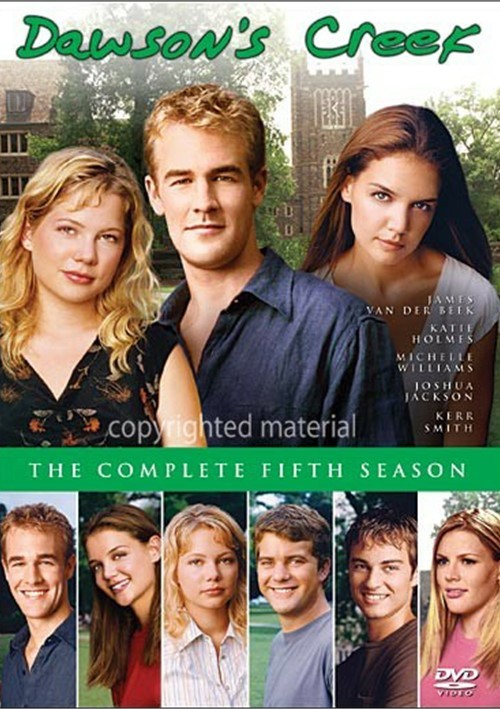 Dawsons Creek: The Complete Fifth Season Movie