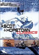 Bruce Brown Moto Classics: Ascot & Hopetown Classics Movie