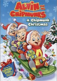 Alvin And The Chipmunks: A Chipmunk Christmas Movie