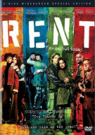 Rent: Special Edition (Widescreen) Movie