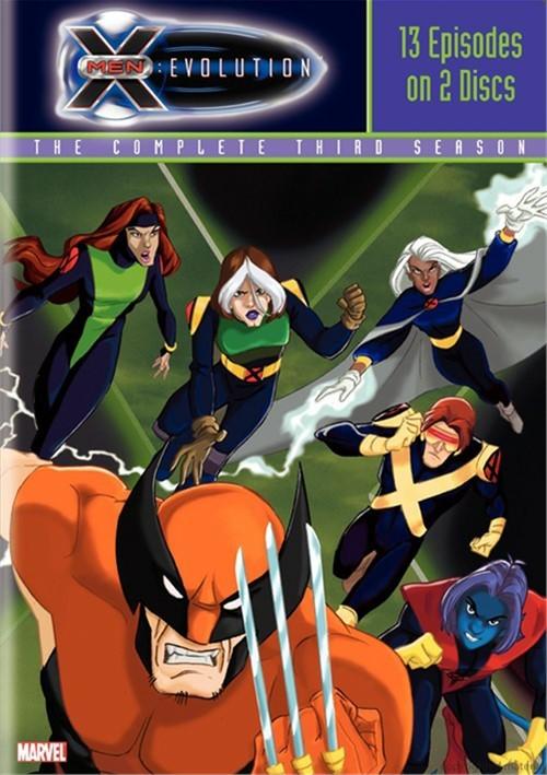 X-Men Evolution: The Complete Third Season Movie