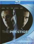 Prestige, The Blu-ray