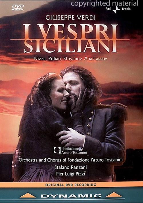 Verdi: I Vespri Sicialiani - Dramma In Five Acts Movie