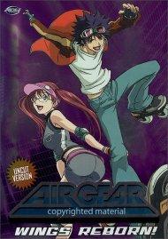 Air Gear: Wings Reborn - Volume 4 Movie