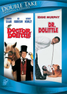 Dr. Dolittle / Dr Dolittle (1998) (Double Feature) Movie