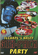 Teenapes Nasty Six-Pack Party Movie