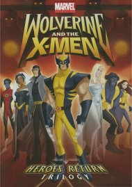 Wolverine And The X-Men: Heroes Return Trilogy Movie