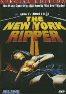 New York Ripper, The: Special Edition Movie