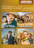 Greatest Classic Films: John Ford Westerns Movie