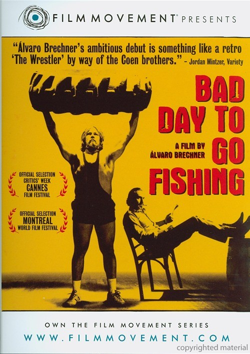 Bad Day To Go Fishing Movie