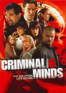 Criminal Minds: The Sixth Season Movie