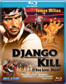 Django Kill... If You Live, Shoot! Blu-ray