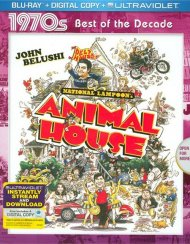 National Lampoons Animal House (Blu-ray + Digital Copy + UltraViolet) Blu-ray