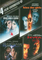 4 Film Favorites: Morgan Freeman Movie
