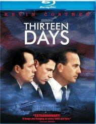 Thirteen Days Blu-ray