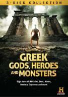 Greek Gods, Heroes And Monsters Movie