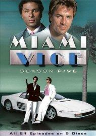 Miami Vice: Season Five (Repackage) Movie