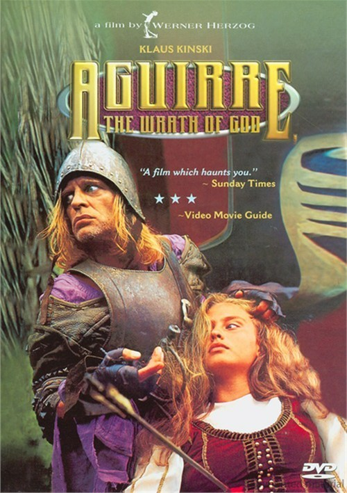 Aguirre, The Wrath Of God Movie