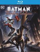 Batman and Harley Quinn (Blu-ray + DVD + Digital HD Combo) Blu-ray
