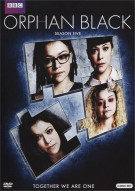 Orphan Black: The Complete Fifth Season Movie