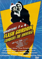 Flash Gordon Conquers The Universe: Chapters 1-4 Movie