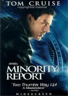 Minority Report Movie