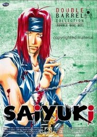 Saiyuki: Double Barrel Collection 2 Movie