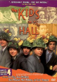 Kids In The Hall, The: Complete Season 4 Movie