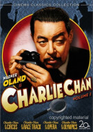 Charlie Chan Collection: Volume 2 Movie