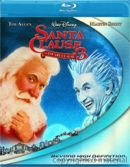 Santa Clause 3, The: The Escape Clause Blu-ray