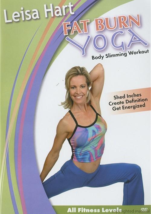 Leisa Harts Fat Burning Yoga Movie